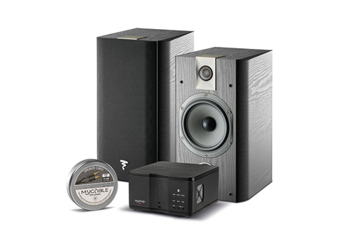 My FOCAL system
