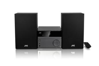 Micro-chaîne avec lecteur CD compatible MP3 Port USB pour lecture MP3 Affichage LED - Radio FM