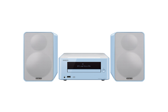 Chaîne micro CS265 LIGHT BLUE Onkyo
