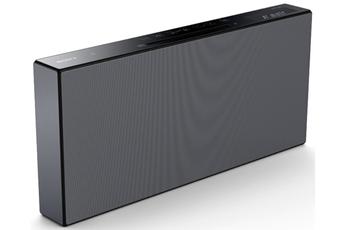Lecteur CD compatible MP3/WMA - Tuner DAB/DAB+ Connectivité sans fil Bluetooth et NFC - Port USB Puissance sonore 40 watts RMS Design fin et minimaliste