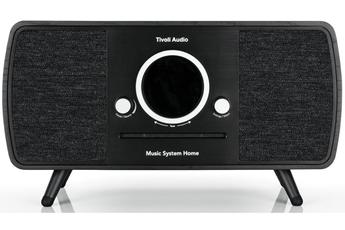 Micro chaîne CD compatible MP3 et WMA Technologie Bluetooth 4.1 et Wi-Fi Compatible Contrôle vocale Alexa Tuner DAB / DAB+ / FM