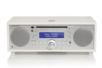 Chaîne micro MUSIC SYSTEM+ WHITE Tivoli