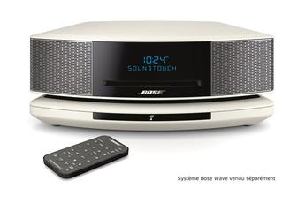 Socle pour Wave Music System IV Technologie SoundTouch et Bluetooth Compatible services musicaux: Deezer, Spotify.. Port USB - Prise casque - Port Ethernet - Télécommande