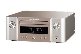 Micro chaîne avec lecteur CD - Compatible WMA/MP3 (CD-R/RW) Puissance totale 120W - Tuner DAB/DAB+/FM Connectivité Bluetooth 4 canaux d'amplification audio numérique