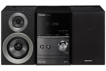 Chaine HiFi Panasonic SC-PM602EG-K Noir DAB