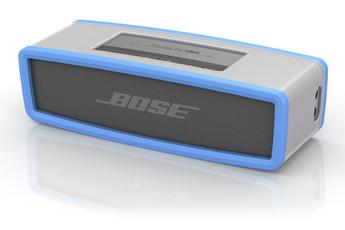 Accessoire pour dock et enceinte protection soundlink mini Bleu Bose