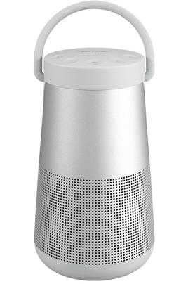 Enceinte nomade Bluetooth - Son à 360° Autonomie jusqu'à 16 heures Fonction kit mains libres - Entrée auxiliaire IPX4 : résistante aux éclaboussures