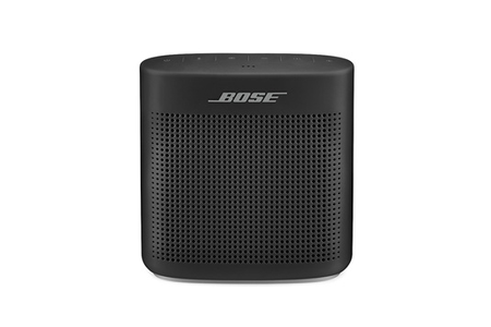 enceinte bluetooth sans fil bose soundlink color ii black soundlink color 2 black darty. Black Bedroom Furniture Sets. Home Design Ideas