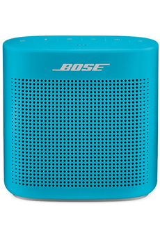 Enceinte Bluetooth / sans fil SOUNDLINK COLOR II BLUE Bose