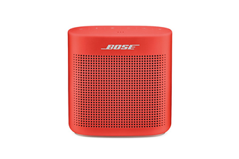 Enceinte Bluetooth / sans fil SOUNDLINK COLOR II RED Bose