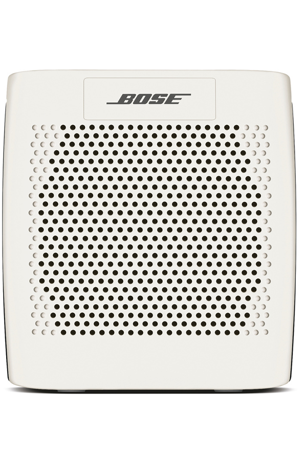 enceinte bluetooth sans fil bose soundlink colour white. Black Bedroom Furniture Sets. Home Design Ideas