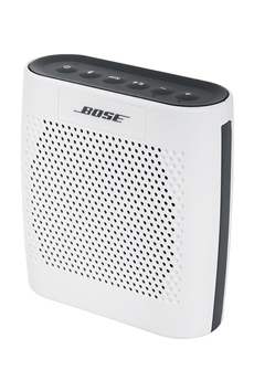 Enceinte Bluetooth / sans fil SOUNDLINK COLOUR WHITE Bose