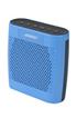 Enceinte bluetooth / sans fil SOUNDLINK COLOUR BLUE Bose