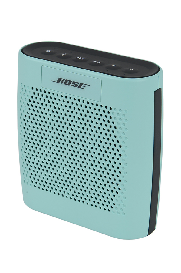 Enceinte Bluetooth  sans fil Bose SOUNDLINK COLOUR GREEN MINT  ~ Enceinte Bluetooth Bois