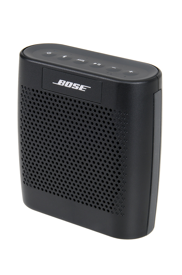 enceinte bluetooth sans fil bose soundlink colour black. Black Bedroom Furniture Sets. Home Design Ideas