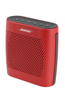 Enceinte bluetooth / sans fil SOUNDLINK COLOUR RED Bose