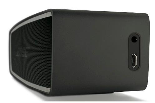 enceinte bluetooth sans fil bose soundlink mini ii noir carbone soundlink mini ii 4119940. Black Bedroom Furniture Sets. Home Design Ideas
