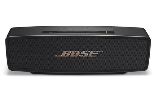 enceinte bose soundlink mini ii le retour d 39 une. Black Bedroom Furniture Sets. Home Design Ideas