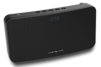 Enceinte bluetooth / sans fil GO RADIO NOIR Cambridge Audio