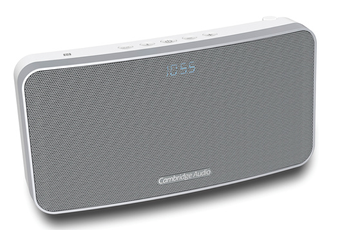 Enceinte bluetooth / sans fil GO RADIO BLANC Cambridge Audio
