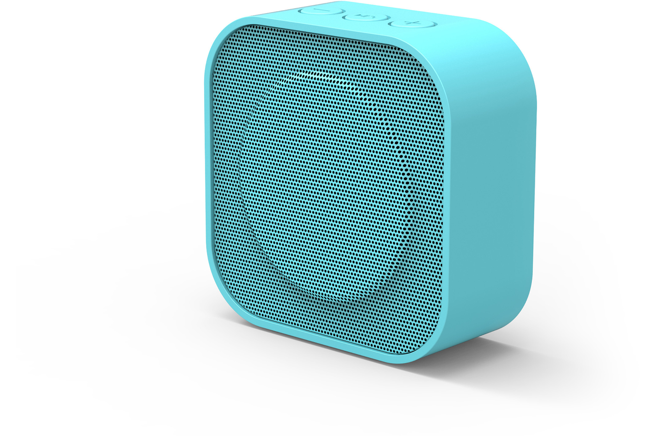 enceinte bluetooth sans fil dcybel joy aqua blue. Black Bedroom Furniture Sets. Home Design Ideas