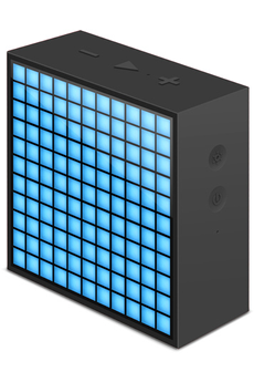 Enceinte Bluetooth / sans fil TIMEBOX MINI NOIR Divoom