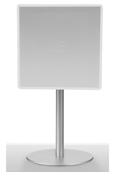 Enceinte Bluetooth / sans fil PIANO WHITE Dynabass