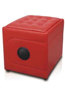 Enceinte bluetooth / sans fil SOFA SOUND ROUGE Dynabass