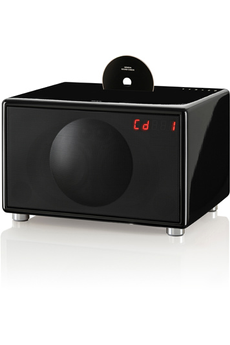 Enceinte bluetooth / sans fil L WIRELESS NOIR Geneva