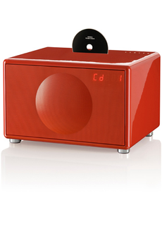 Enceinte bluetooth / sans fil L WIRELESS ROUGE Geneva