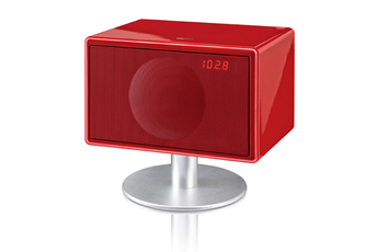 Enceinte bluetooth / sans fil S WIRELESS ROUGE Geneva