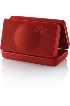 Enceinte bluetooth / sans fil XS WIRELESS ROUGE MAT Geneva