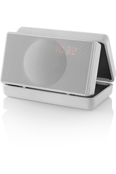 Enceinte bluetooth / sans fil XS WIRELESS BLANC MAT Geneva
