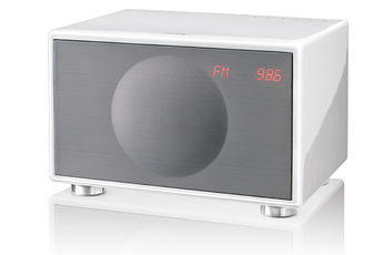 Enceinte bluetooth / sans fil M WIRELESS BLANC LAQUE Geneva