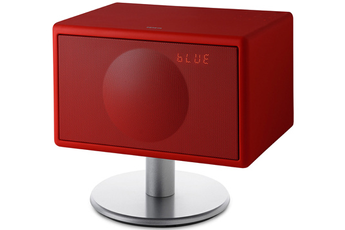 Enceinte bluetooth / sans fil S WIRELESS ROUGE MAT Geneva