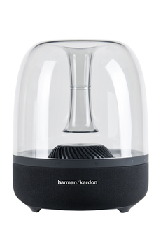 Enceinte bluetooth / sans fil AURA STUDIO BLACK Harman-kardon
