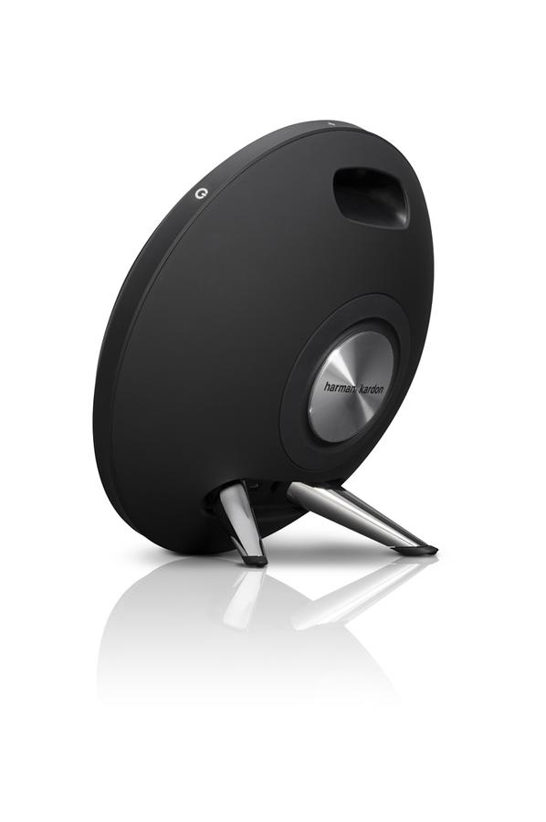 enceinte bluetooth sans fil harman kardon onyx studio onyxstudio 4008600 darty. Black Bedroom Furniture Sets. Home Design Ideas