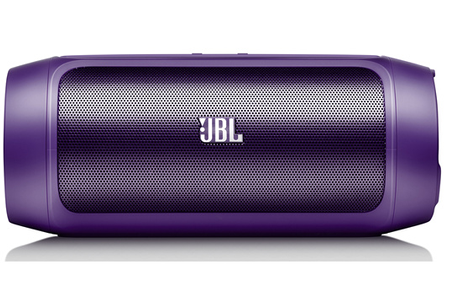 enceinte bluetooth sans fil jbl charge 2 violet darty. Black Bedroom Furniture Sets. Home Design Ideas