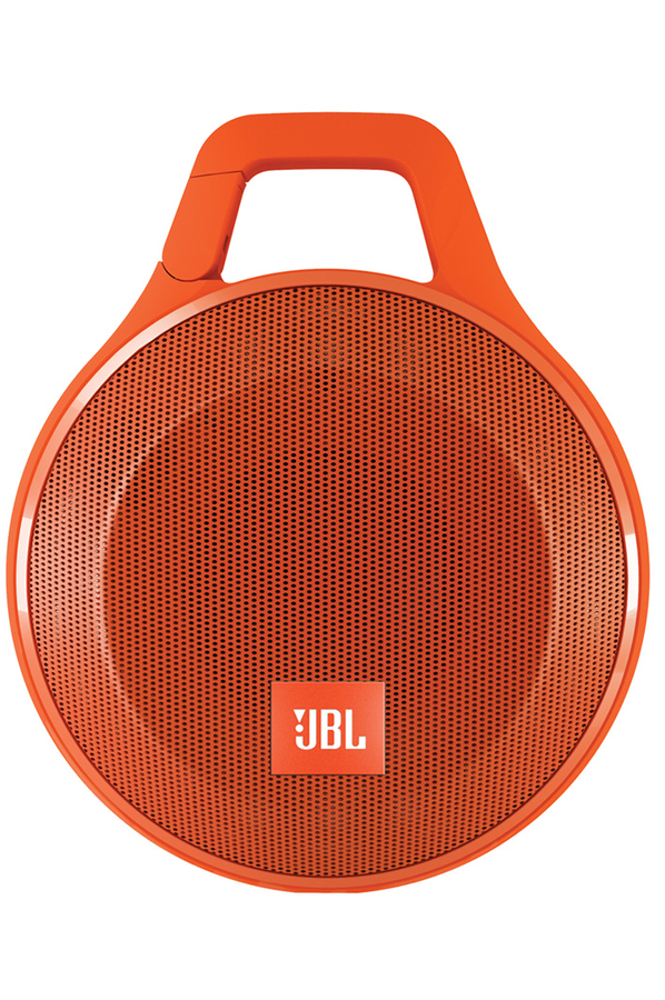 enceinte bluetooth sans fil jbl clip orange 4135717 darty. Black Bedroom Furniture Sets. Home Design Ideas