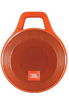 Enceinte bluetooth / sans fil CLIP+ ORANGE Jbl