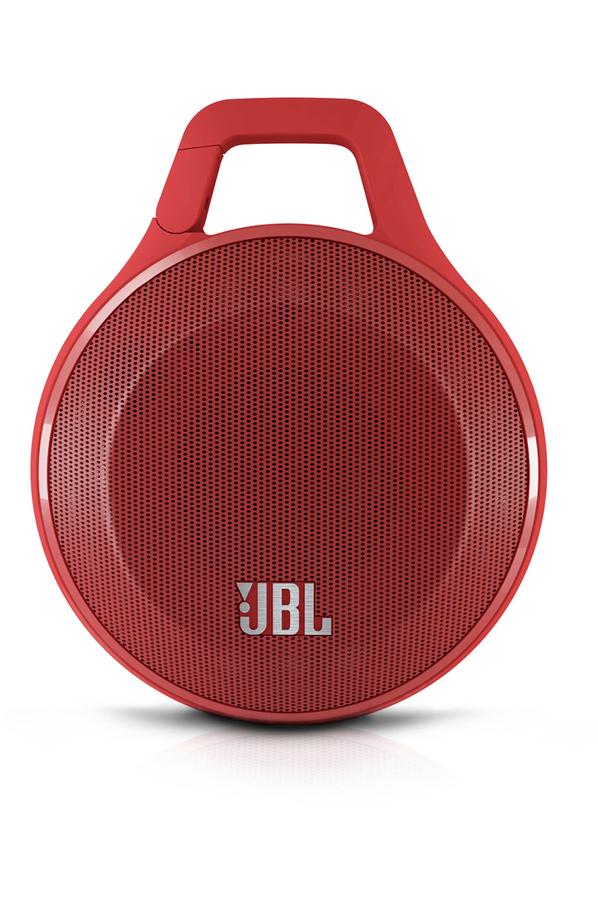 enceinte bluetooth sans fil jbl clip rouge 4071336 darty. Black Bedroom Furniture Sets. Home Design Ideas