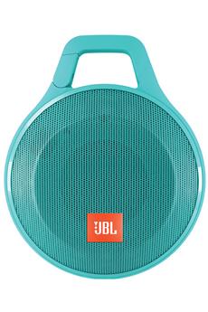 Enceinte bluetooth / sans fil CLIP+ TURQUOISE Jbl