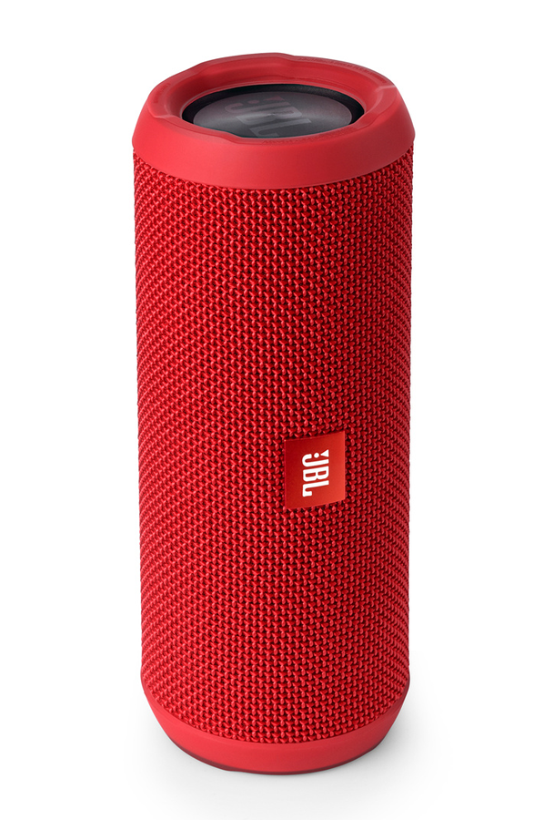 enceinte bluetooth sans fil jbl flip 3 rouge 4135660 darty. Black Bedroom Furniture Sets. Home Design Ideas