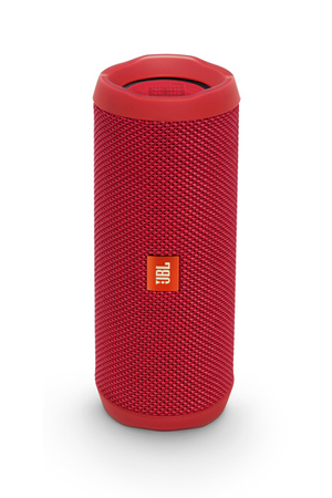 enceinte bluetooth sans fil jbl flip 4 rouge darty. Black Bedroom Furniture Sets. Home Design Ideas