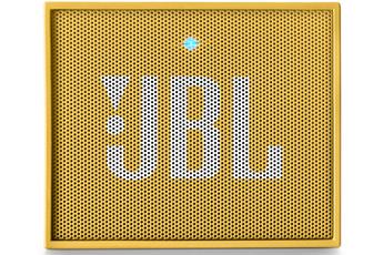 Enceinte bluetooth / sans fil GO JAUNE Jbl