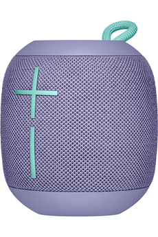 Enceinte Bluetooth / sans fil UE WONDERBOOM LILAS Ultimate Ears