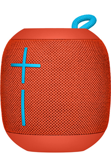 Enceinte Bluetooth / sans fil UE WONDERBOOM ROUGE Ultimate Ears