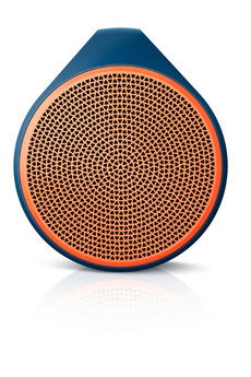 Enceinte Bluetooth / sans fil X100 ORANGE/BLEU Logitech