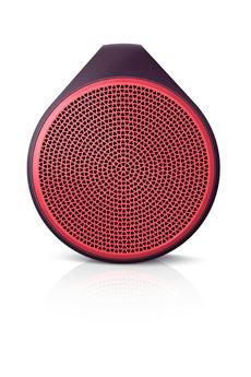 Enceinte bluetooth / sans fil X100 Rouge/violet Logitech