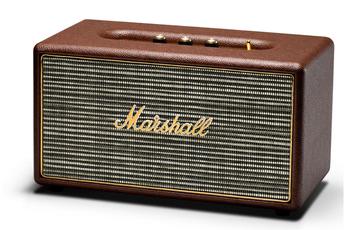 Enceinte Bluetooth / sans fil STANMORE MARRON Marshall